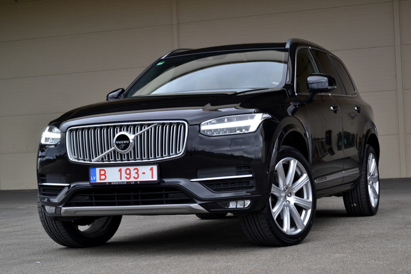 Volvo XC90 AWD Inscription D5