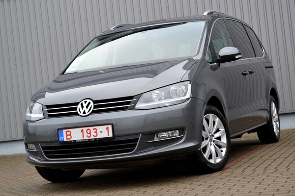 VW Sharan Highline 2.0 TDI