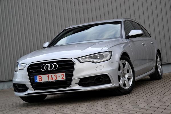 Audi A6 Avant S-Line 3.0 TDI